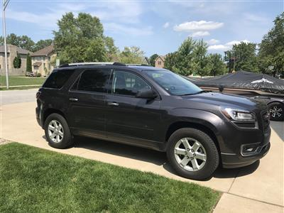 2016 GMC Acadia lease in Munster,IN - Swapalease.com