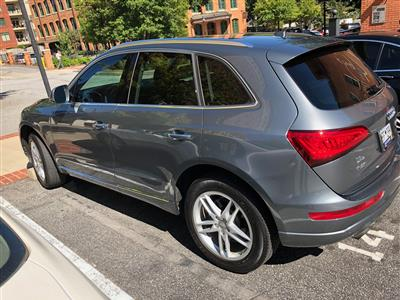 2016 Audi Q5 lease in Greer,SC - Swapalease.com
