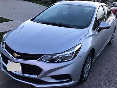 2016 Chevrolet Cruze lease in Kansas City,MO - Swapalease.com