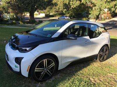 2015 BMW i3 lease in PACIFIC PALISADES,CA - Swapalease.com