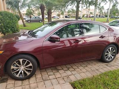 2016 Acura TLX lease in Naples,FL - Swapalease.com