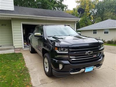 2017 Chevrolet Silverado 1500 lease in Minneapolis,MN - Swapalease.com