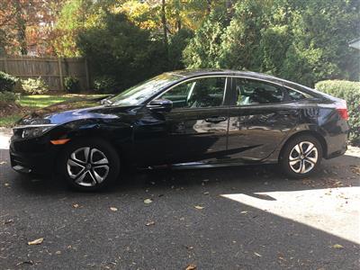 2016 Honda Civic lease in Summit,NJ - Swapalease.com