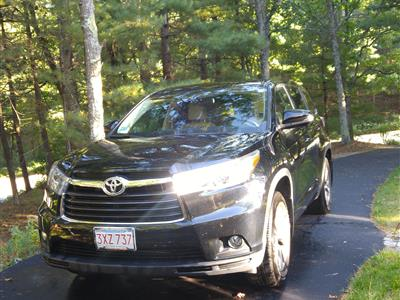2016 Toyota Highlander lease in Plymouth,MA - Swapalease.com