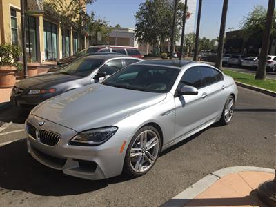 2016 BMW 6 Series lease in Fresno,CA - Swapalease.com