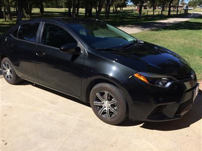 2016 Toyota Corolla lease in Rhome,TX - Swapalease.com