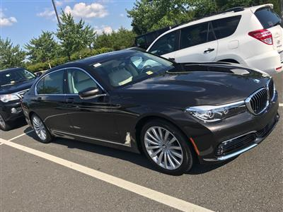 2017 BMW 7 Series lease in Sterling,VA - Swapalease.com