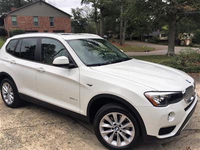 2017 BMW X3 lease in Birmingham,AL - Swapalease.com