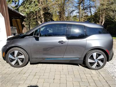 2016 BMW i3 lease in Morristown,NJ - Swapalease.com