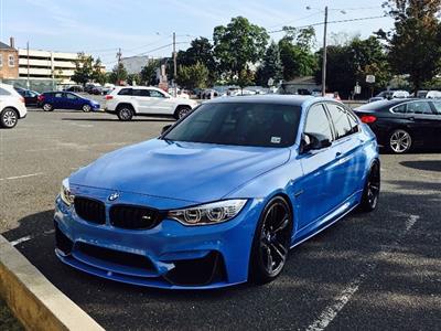 2015 BMW M3 lease in vienna,VA - Swapalease.com