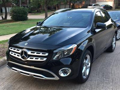2018 Mercedes-Benz GLA SUV lease in Grapevine,TX - Swapalease.com