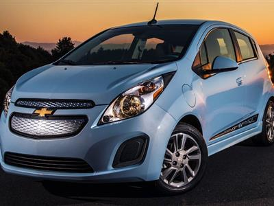 2016 Chevrolet Spark EV lease in Sunland,CA - Swapalease.com