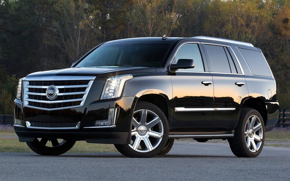 Amazing Deal On This Pristine Condition 2016 Cadillac Escalade Luxury Suv Gorgeous Black Exterior Leather Interior Fully Loaded Super Clean