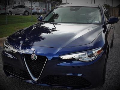 2017 Alfa Romeo Giulia lease in Austin,TX - Swapalease.com