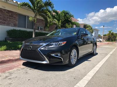 2017 Lexus ES 350 lease in Miami Beach,FL - Swapalease.com