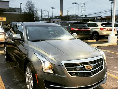 2016 Cadillac ATS lease in Detroit,MI - Swapalease.com