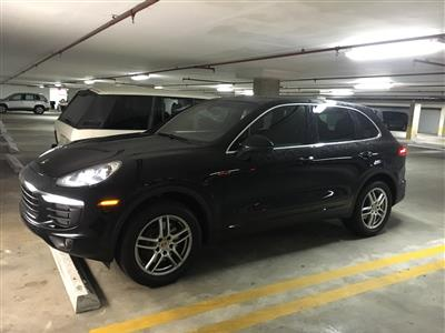 2016 Porsche Cayenne lease in Coconut Grove,FL - Swapalease.com