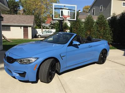 2015 BMW M4 lease in Hinsdale,IL - Swapalease.com