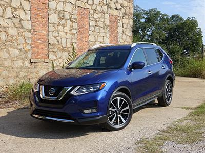 2017 Nissan Rogue lease in Los Angeles,CA - Swapalease.com