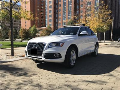 2016 Audi Q5 lease in Washington,DC - Swapalease.com