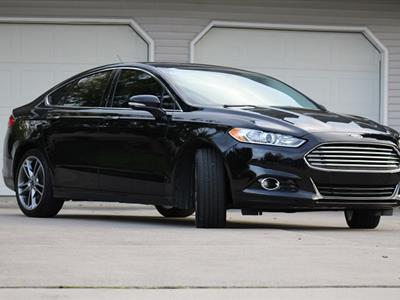 2016 Ford Fusion lease in Linden,MI - Swapalease.com