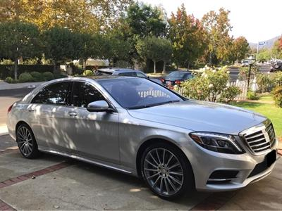 2015 Mercedes-Benz S-Class lease in Pacific Palisades,CA - Swapalease.com
