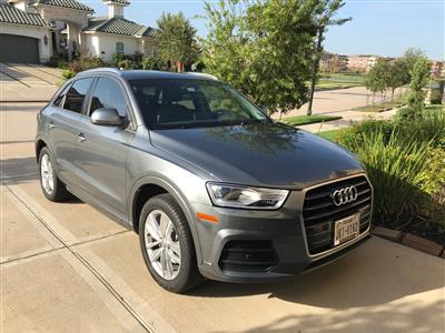 2017 Audi Q3 lease in Sugar Land,TX - Swapalease.com