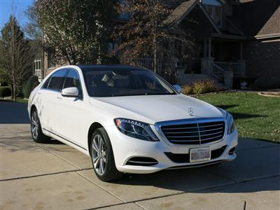 2016 Mercedes-Benz S-Class lease in Frankfort,IL - Swapalease.com