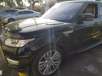 2016 Land Rover Range Rover Sport lease in North Miami,FL - Swapalease.com