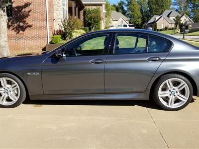 2016 BMW 5 Series lease in Rogers,AR - Swapalease.com