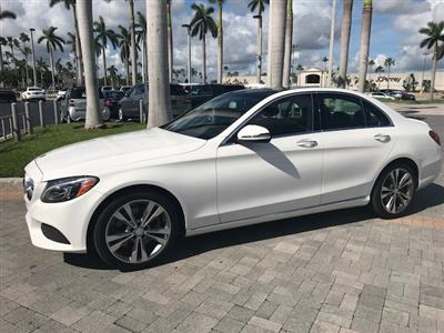 2016 Mercedes-Benz C-Class lease in HOMESTEAD,FL - Swapalease.com