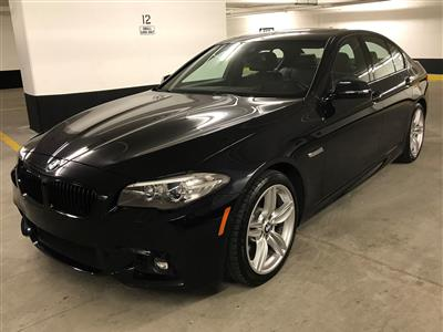 2016 BMW 5 Series lease in Williamsville,NY - Swapalease.com