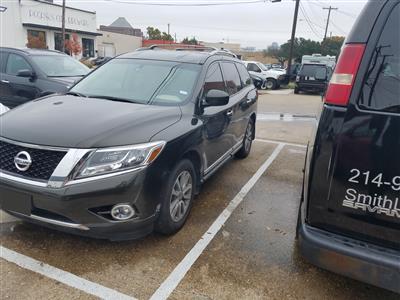 2016 Nissan Pathfinder lease in Arlington,TX - Swapalease.com