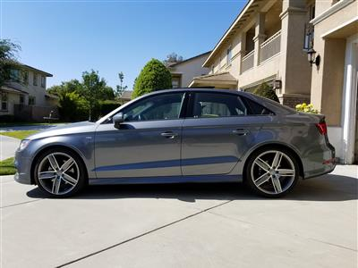 2016 Audi A3 lease in Rancho Cucamonga,CA - Swapalease.com