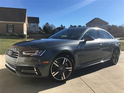 2017 Audi A4 lease in Clemmons,NC - Swapalease.com