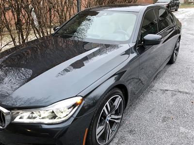 2018 BMW 7 Series lease in Deerfield,IL - Swapalease.com