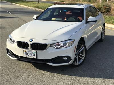 2016 BMW 4 Series lease in Richmond,VA - Swapalease.com
