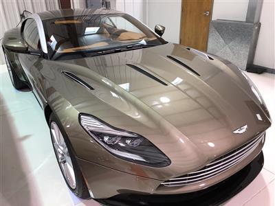 2017 Aston Martin DB11 lease in Cape Girardeau,MO - Swapalease.com