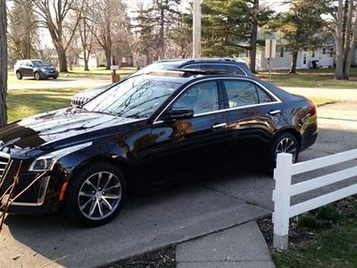 2016 Cadillac CTS lease in Waterford Township,MI - Swapalease.com