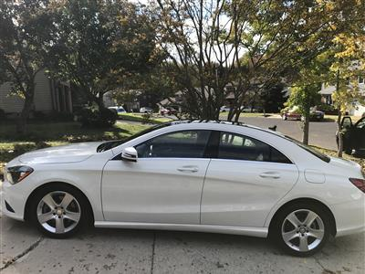 2016 Mercedes-Benz CLA-Class lease in Sewell,NJ - Swapalease.com