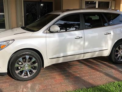 2016 Buick Enclave lease in Miami,FL - Swapalease.com