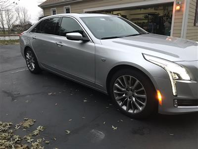 2017 Cadillac CT6 lease in Hampshire,IL - Swapalease.com