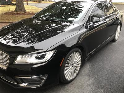 2017 Lincoln MKZ lease in ORANGEBURG,NY - Swapalease.com