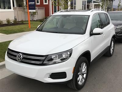 2017 Volkswagen Tiguan lease in South Jordan,UT - Swapalease.com