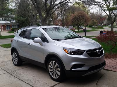 2017 Buick Encore lease in Troy,MI - Swapalease.com