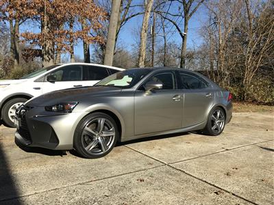 2017 Lexus IS 300 lease in Fairfax,VA - Swapalease.com
