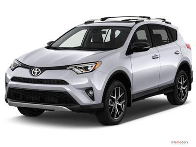 2017 Toyota RAV4 lease in Richmond,IN - Swapalease.com