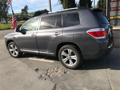 2013 Toyota Highlander lease in Manteca ,CA - Swapalease.com