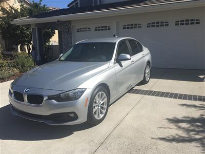 2016 BMW 3 Series lease in Lake Forest,CA - Swapalease.com