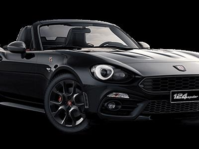 2017 Fiat 124 Spider lease in Temple City,CA - Swapalease.com